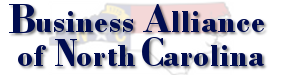 Business Alliance of North Carolina Logo