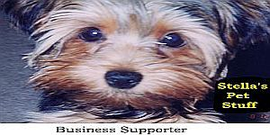 Stellas Pet Stuff - Supporter