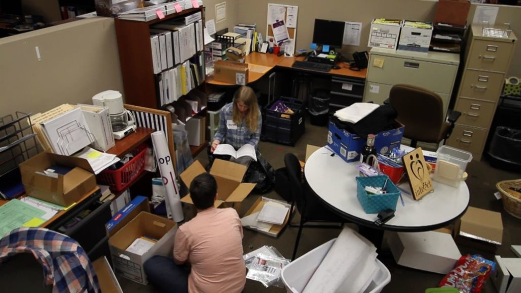 Reducing Clutter employee retention can be increasedreducing clutter | business